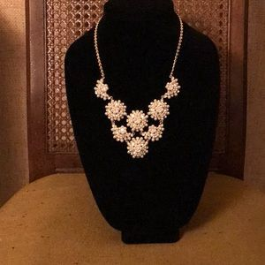 Large Multi-Pearl Necklace